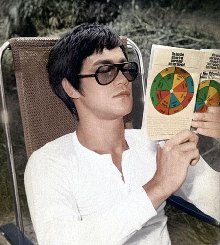 Bruce Lee 1971