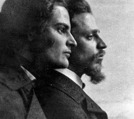Rainer Maria Rilke Clara Rilke Westhoff