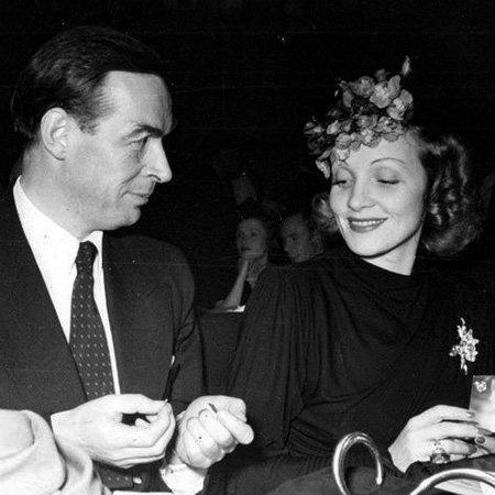 Erich Maria Remarque Marlene Dietrich